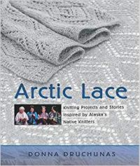 Arctic Lace, copertina