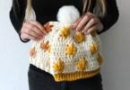 Leafly Autumn Hat di Wilma Westenberg accessori per l'autunno