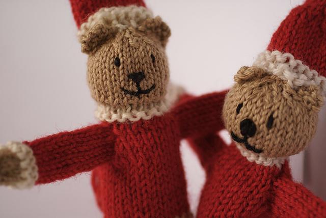 Orso di Annalisa Dione, modello a maglia su Ravelry