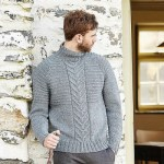 maglione raglan da uomo