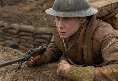 Un fotogramma del film 1917