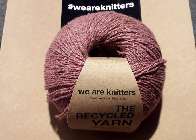 Cotone riciclato We Are Knitters