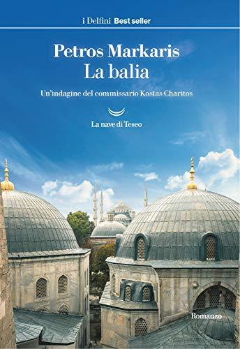 La Balia, copertina del libro di Markaris