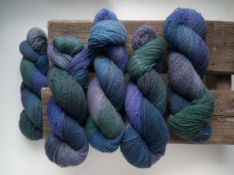 filato di Yes. I Wool.