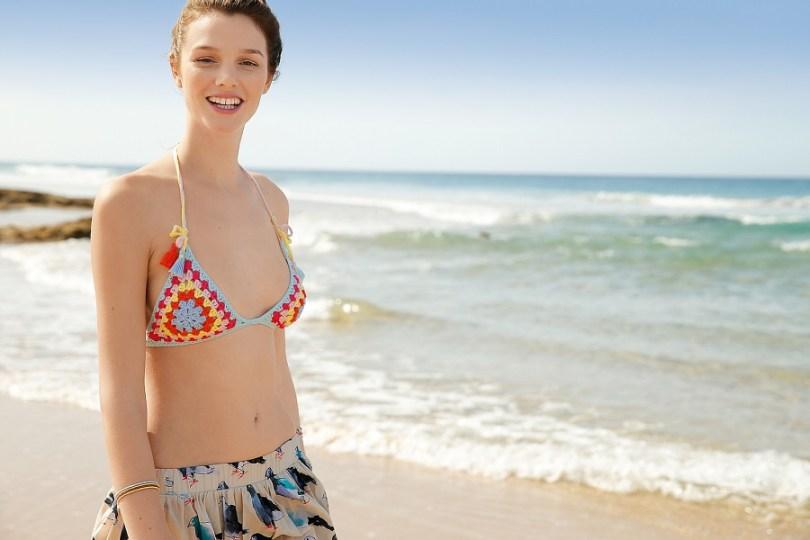 Bikini Oberteil del magazine Rebecca