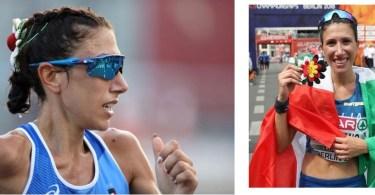 Foto della campionessa olimpica Antonella Palmisano