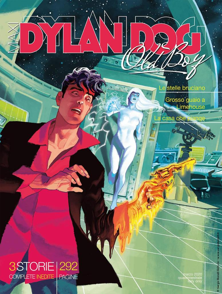 Dylan Dog Old Boy