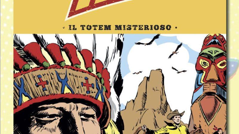 Tex Classic n. 1, scaricabile gratis dal sito Sergio Bonelli
