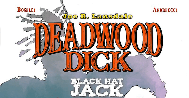 Deadwood Dick – Black Hat Jack novità da Bonelli