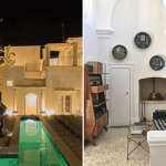 Maritati e Muci stanze e terrazze