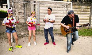 """""""Gira al primo arcobaleno"""", il singolo benefico de Le Cicale con Fabio Poli e Alex Visi"""
