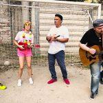 Le Cicale con Fabio Poli e Alex Visi