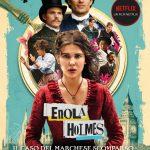 Enola Holmes libro Netflix
