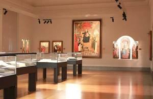 Particolare sala Pinacoteca Ambrosiana