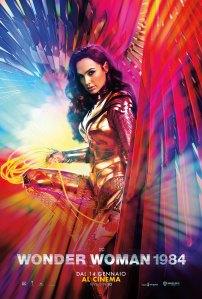 Wonder Woman – 1984: il film di Patty Jenkins nelle sale dal 21 gennaio 2021