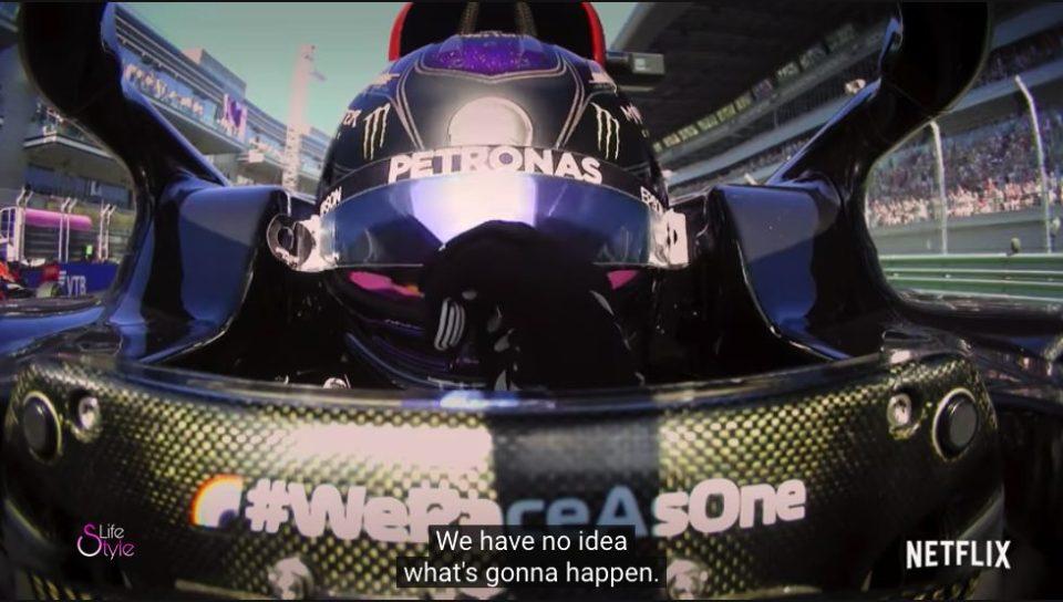 Formula 1 drive to Survive su Netflix