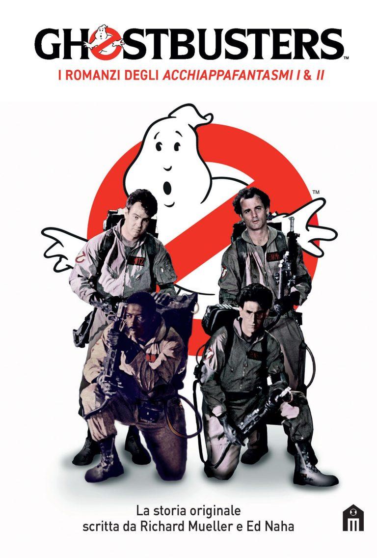 Ghostbusters, arrivano i romanzi tratti dai film