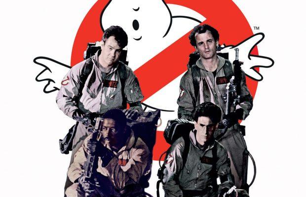 Ghostbusters romanzi