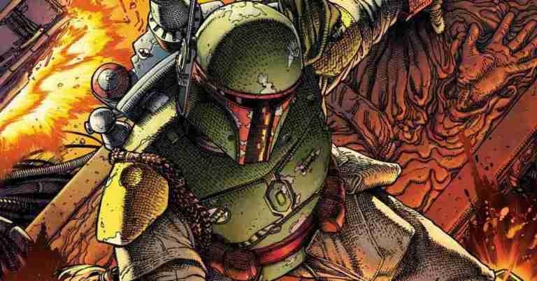 War of the Bounty Hunters: annunciato il nuovo cross-over con protagonista Boba Fett