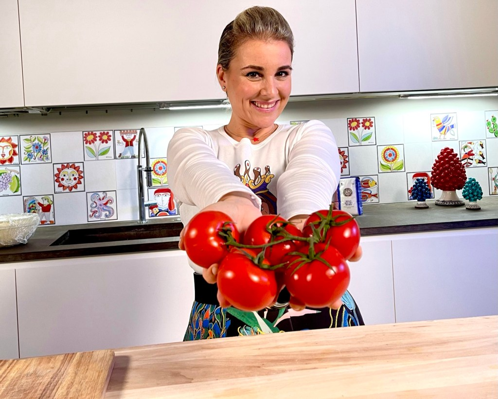 Giusina in cucina Food Network