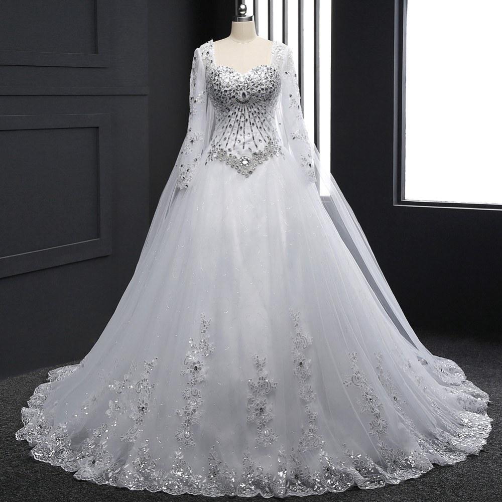 a560403fa6f5c تفسير الفستان الأبيض في الحلم فستان العرس – مجلتك