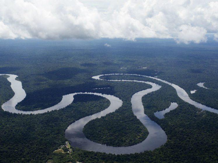 في اي قارة يوجد نهر الامازون كلام نيوز