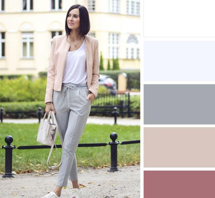 ماهي الالوان التي تناسب اللون البيج في الملابس مجلتك