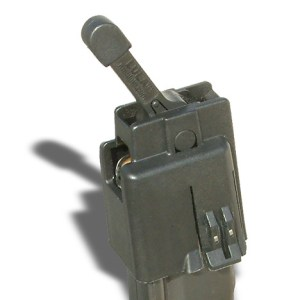 "MP5  SMG  9mm <span class=""stronger"">LULA®</span> loader & unloader"