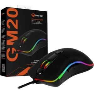 Souris gamer programmable Meetion GM20