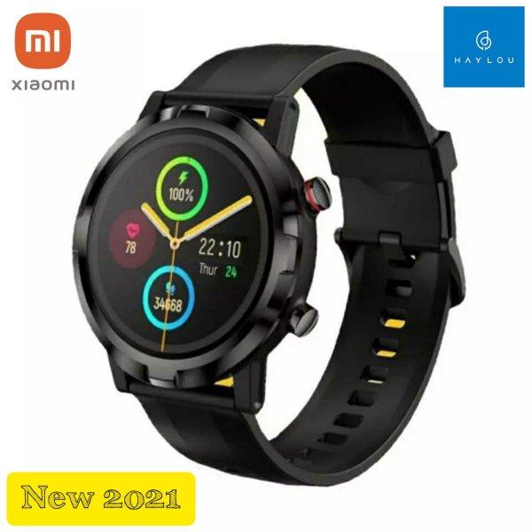 Haylou RT – montre connectée RT LS05S, bracelet de Sport, avec moniteur d'oxygène dans le sang, étanche IP68, pour femmes et hommes, pour IOS et Android, nouvelle Version, 2021