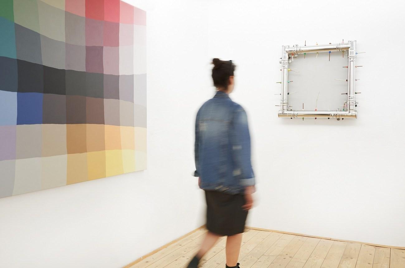 Abstract Italy show Alberonero Sten Lex Martina Merlini Tellas 2501 Aris Magma gallery