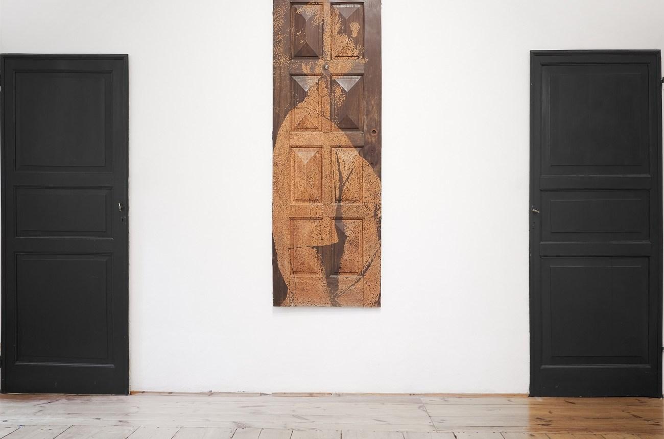 Lethargic Series #02 Vhils door Magma gallery