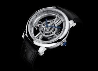 Cartier Rotonde AstroTourbillon Squelette Calibre 9461 MC