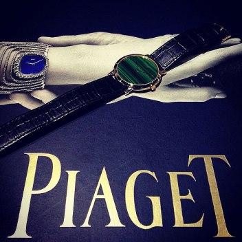 Piaget sur Instagram