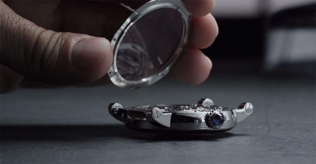 Montre Rotonde de Cartier Grande Complication Squelette - SIHH 2015
