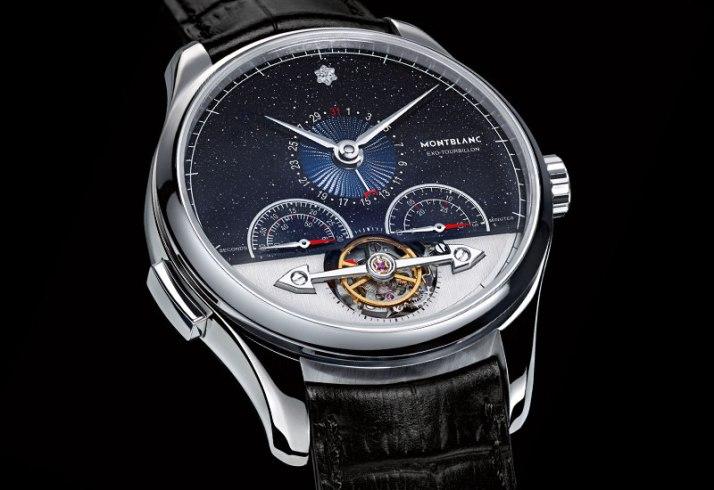 Montblanc Heritage Chronométrie ExoTourbillon Minute Chronograph Vasco da Gama Limited Edition 60