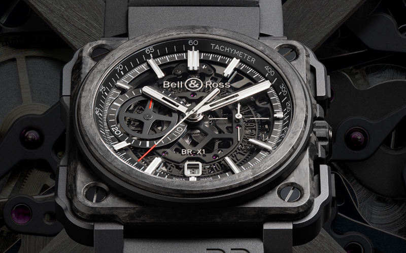 Bell & Ross BR X1 Carbon forgé