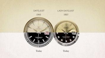 Les 70 ans de la Rolex Datejust