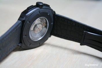 JeanRichard Terrascope Chrono Carbon
