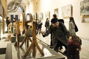Galleria Leonardo - Museo Nazionale Scienza Tecnologia©A.Grassani-Luzphoto