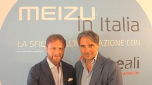 Napoli - Alessandro Scarfiglieri (Poste&sSore) con Antonio Beneduce (Smilepay)