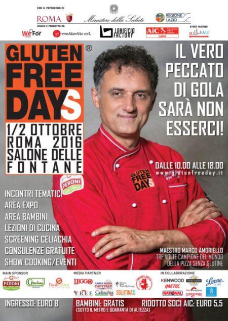 Gluten Free Days- Wellness Food Fest 2016