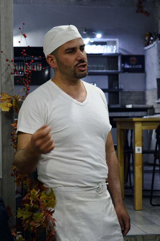 INFINITY: i giri di pizza di Luigi d'Auria patron di Mondo Pizza Vomero