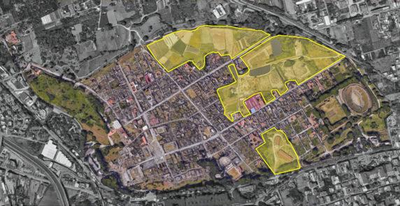 POMPEI. Fronti di scavo e mitigazione del rischio idrogeologico