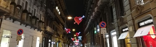 A Napoli nasce Chiaia District e 'Chiaja in Love' per il #SanValentinoDay