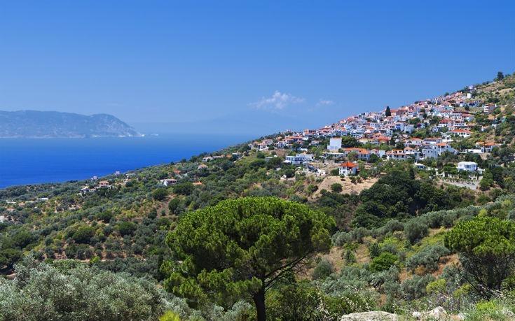 Skopelos Island Glossa