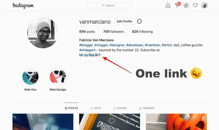 instagram user 1