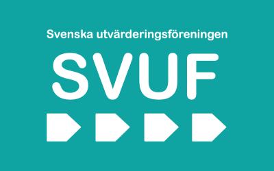 Ny logotyp, hemsida och grafisk profil för SVUF