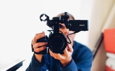 Vi skapar film för webb och sociala media