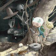 adventure_time_alternative_cover_by_tonysandoval-daecgjr